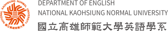 Department of English, National Kaohsiung Normal University